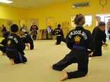 Kuk Sool Won August Belt Test Youth